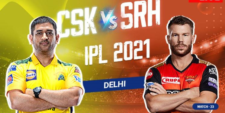 IPL 2021, CSK Vs SRH HIGHTLIGHTS: Chennai Super Kings Win By 7 Wickets, As Ruturaj-Du plessis Took The Match Away From Srh – 29 APRIL 2021