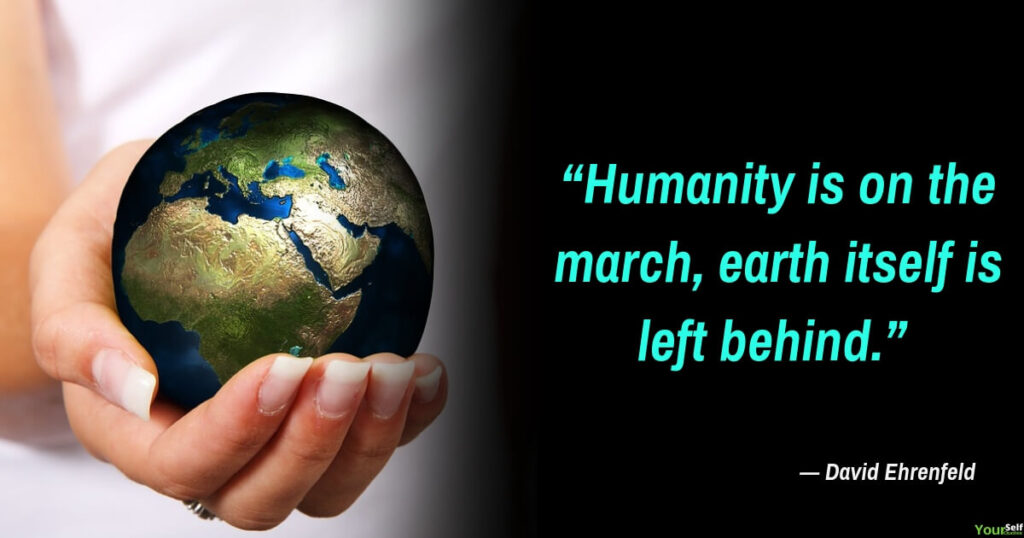 earth day 2021 quote