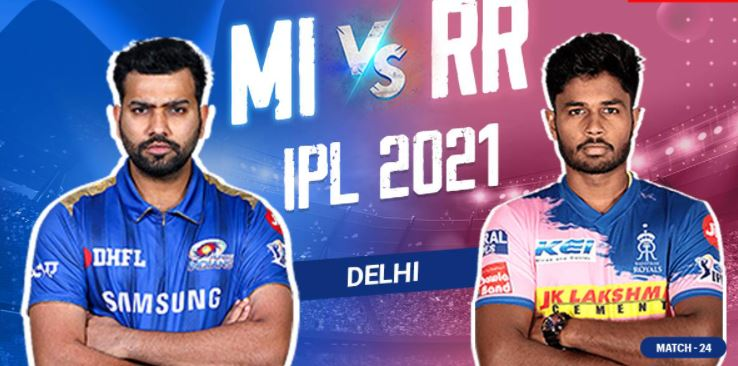 IPL 2021 MI vs RR IPL 2021, De Kock's knock  And Bowlers death Bowling Shines as Mumbai Indians Beat Rajasthan Royals by 7 Wickets