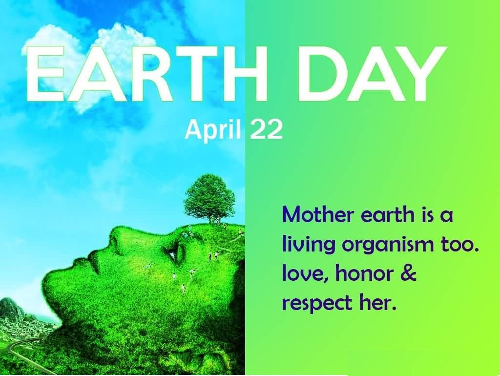 earth day 2021 slogan