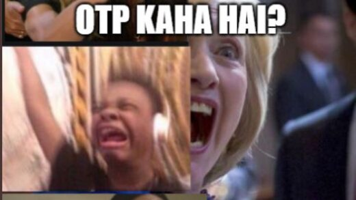 Why #NoOtp Trends on Twitter?? Funny Memes, #twitter Memes, #Cowin registration Memes, Vaccination #memes... #OTP