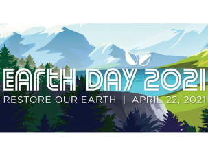earth day 2021 theme