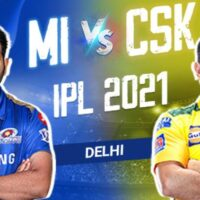 IPL 2021, MI vs CSK: Kieron Pollard Destruction Crossed the Line As Mumbai Indians Beat Chennai Super Kings By 4 Wickets - 1st may 2021
