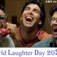 World laughter Day 2021 - Date, History, Significance, benefits of Laughter, Images, Wishes, Quotes, Messages, Greetings, Whatsapp Status, Facebook Status, Insta posts, Posters, Wallpapers, pics, sms