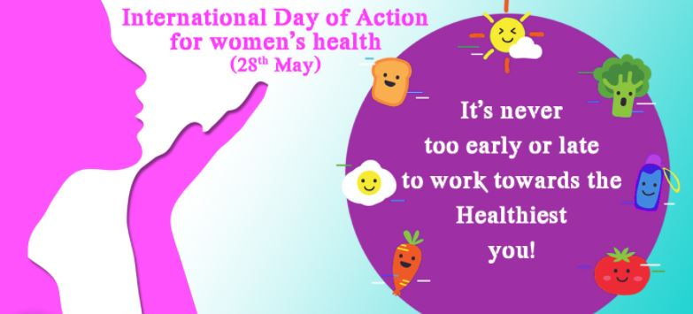 International Day of Action for Women's Health 2021 - (Women's Health Day 2021) Date, History & Significance, Celebration, Wishes, Quotes, Messages, Sms, Status, Whatsapp Status, Facebook Status, Images, Posters, Banners, Wallpapers, Insta Stories, Cards, Greetings, Drawing, Pics, Images, Greetings of the Day That Advocates Women's Sexual and Reproductive Health and Rights
