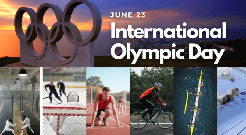 International Olympic Day 2021 - Date, History, Facts, Theme, Wishes, Images, Messages, Quotes, Importance, Cards, Greetings, Banners, Posters, Pictures, Drawing, Whatsapp and Facebook Status, Sms, Wallpapers