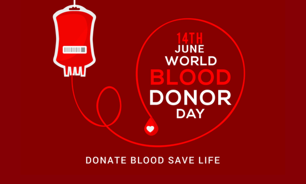 World Blood Donor Day 2021 - Quotes, Wishes, Messages, Slogans to Share on this day