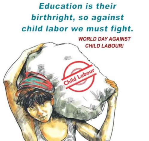 World Day Against Child Labour 2021 - Date, history, Significance, images, Theme, drawings, posters, What is Child Labour?