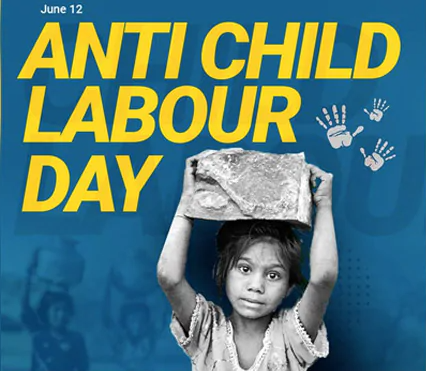 World Day Against Child Labour 2021 Quotes, messages, slogans, WhatsApp and Facebook status, Images, Pics, Banners