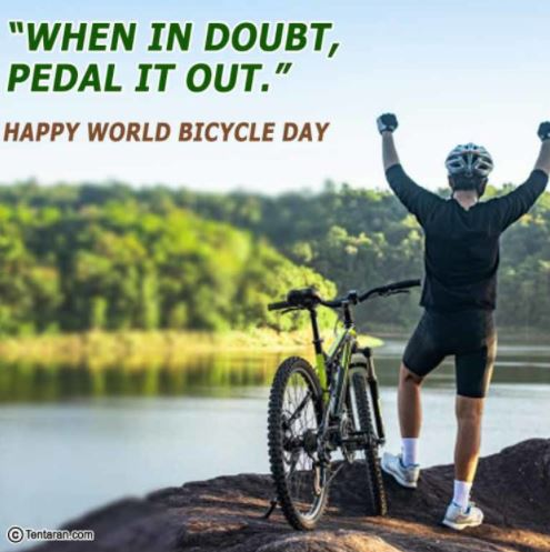 World Bicycle Day 2021 - History, Date, Theme, Origin, Significance, Celebration, Facts Wishes, Quotes, Messages, Sms, Status, Whatsapp Status, Facebook Status, Images, Posters, Banners, Wallpapers, Insta Stories, Cards, Greetings, Drawing, Pics - Benefits of Bicycle