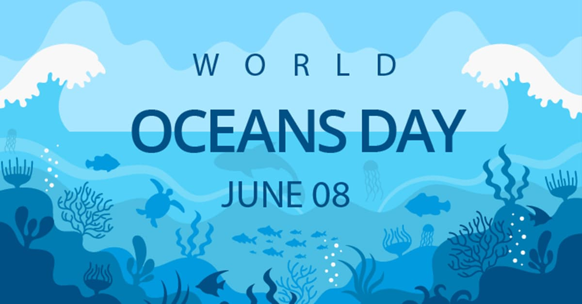 World Oceans Day 2021 - History, Date, Theme, Origin, Significance, Celebration, Facts Wishes, Quotes, Messages, Sms, Status, Whatsapp Status, Facebook Status, Images, Posters, Banners, Wallpapers, Insta Stories, Cards, Greetings, Drawing, Pics