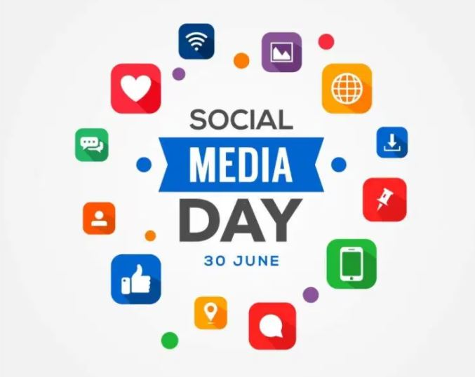 World Social Media Day 2021 - Date, History, Significance, Celebration, facts, Impact of Social media in Covid19, Images, Posters, Cards, Drawings, Wallpapers