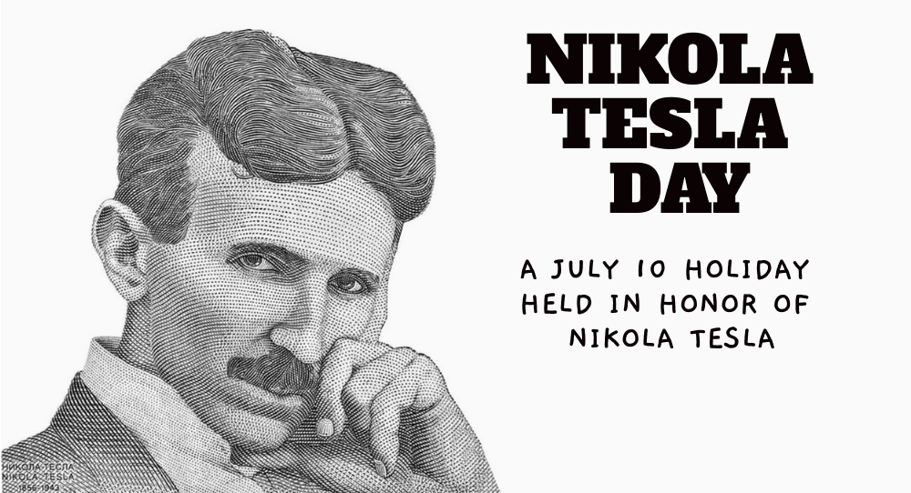 Nikola Tesla Day 2021 - Date, History, Biography, Inventions, Youth, Edison vs Tesla, Scandals, Death, Quotes And every Details About Nikola tesla