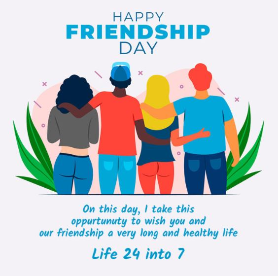Happy Friendship Day 2021 - Date, History, Significance, Celebration, Wishes, Quotes, Greetings, SMS, Whatsapp and facebook Status, Messages, Captions, Banners, Images, Cards, Drawings, Pics, Posters, Wallpapers, Sayings, Memes