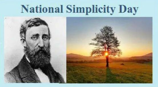 National Simplicity Day 2021 - Date, History, Significance, Timeline, Facts, Traditions, Importance, FAQs, Activities, Objectives, Quotes, Images, Posters, Wallpapers, Banners, Cards, Drawings