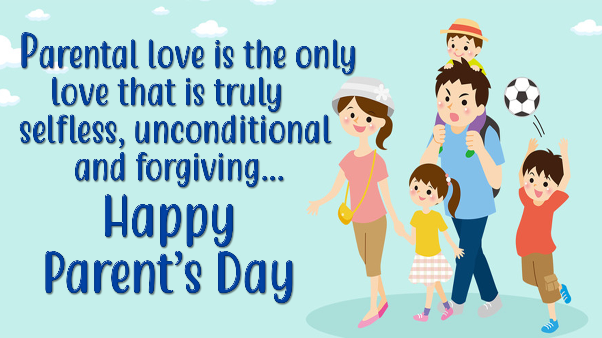 Happy Parents' Day 2021 -wishes, Quotes, Greetings, Messages, SMS, Whatsapp status, cards, Banners, Drawings, Pics, Wallpapers, Posters