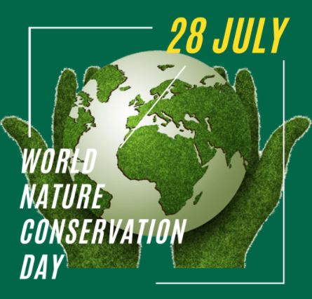 World Nature Conservation Day 2021 - Date, History, Significance, Theme, Facts, Activities, Quotes, Messages, Slogans, Images, Posters, Banners, Wallpapers, Cards, Drawings, Pics