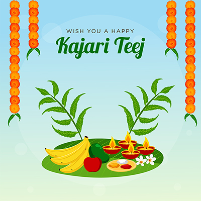 Happy Kajari Teej 2021: Date, History, Significance, Celebration, Happy Teej Wishes, Messages, Hindi Shayari, Banners, Images, Posters, Cards, Drawings, Pictures Greetings & quotes to share on Whatsapp, Facebook & Twitter