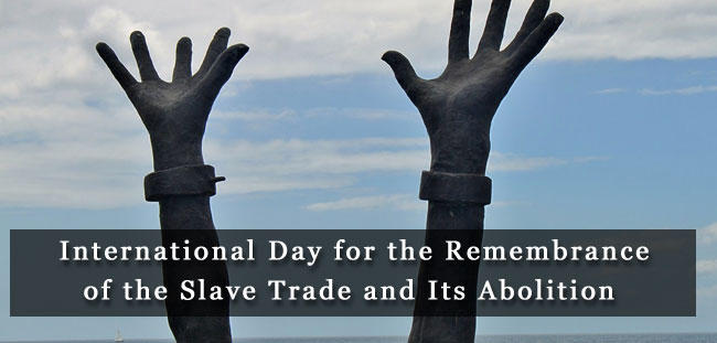 International Day for the Remembrance of the Slave Trade and its Abolition 2021 – Date, History, Significance, Celebration, Theme, Images, Slogans, Posters, Drawings