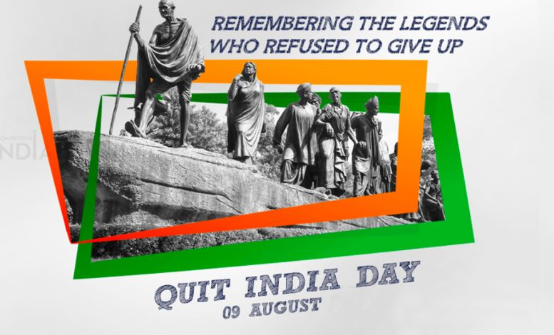 Quit India Movement Day 2021 – Date, History, significance, Images, Posters, and Everything You Need To Know About The Movement on Anniversary