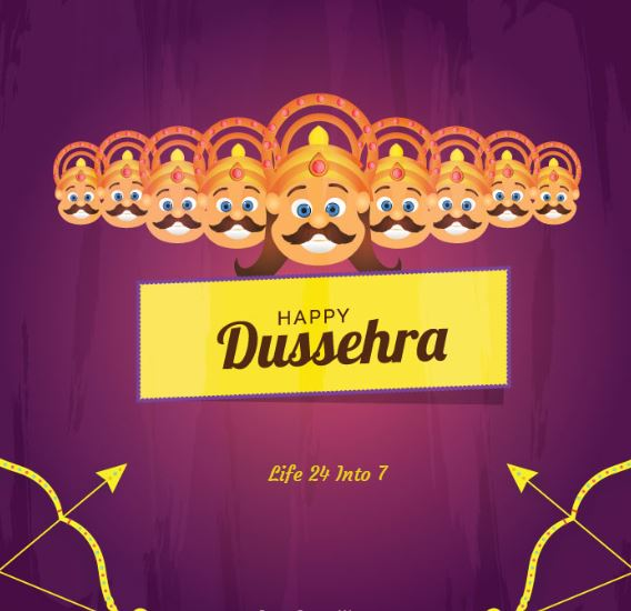 Dussehra 2021 – Date, Vijaydashmi history, Significance, Celebration, Wishes, Greetings, Poems, Whatsapp Status, Facebook Status, Quotes, Messages, Posters, Images, Banners, Wallpapers, Drawings, Cards, Pictures