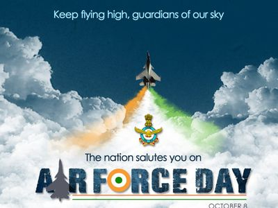 Indian Air Force Day 2021, Theme,  Date, History, Significance, Celebration, Event information, IAF Rank, Facts, Wishes, Messages, Quotes, Greetings, Sms, Status, Stories for instagram, Posters, Banners, Images, Wallpapers, Pictures, Drawings, Cards And Everything
