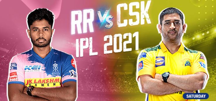 IPL 2021, RR vs CSK Match Highlights: Rajasthan Royals Chase Down 190 in 17.3 Overs to Stay Alive in Playoffs Race